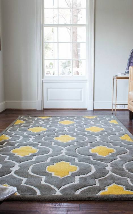 choosing an area rug