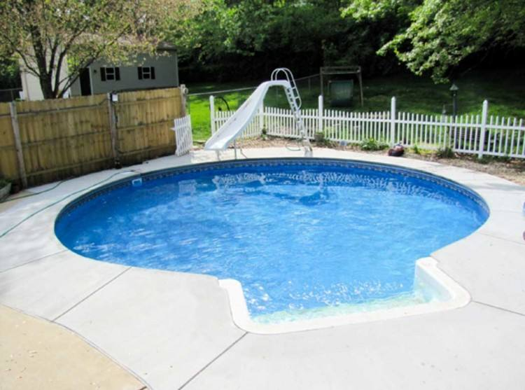 IMAGINE POOLS Fiberglass Swimming Pool Designs Imagine Pools Fiberglass pool  shells offer various custom pool designs
