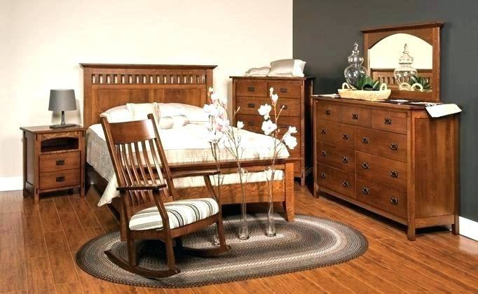 style bedroom furniture