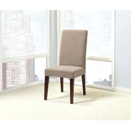 Full Size of Cotton Duck Shorty Dining Room Chair Slipcover Sure Fit  Stretch Oxford Short Jacquard
