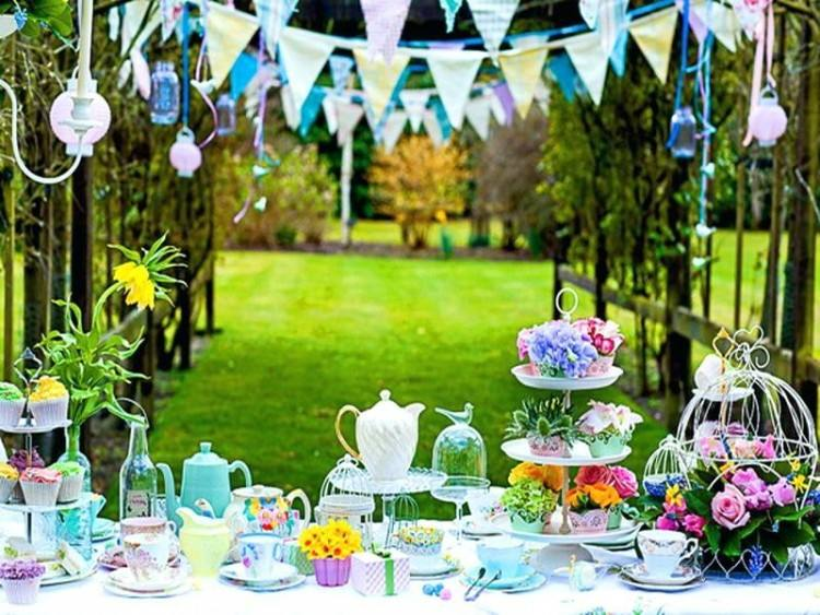 outdoor party decorating ideas green and white themed fabulous decorating  idea for outdoor bridal shower party