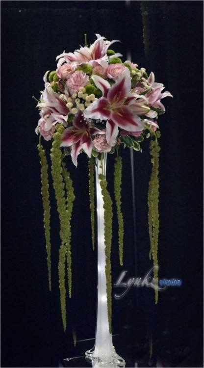 eiffel tower table decor tower wedding table decorations inspirational tower  vase centerpieces with hydrangeas similar to