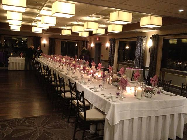 Where we're having our June 10th Hoboken Girl Social, Lulu's is also an  amazing bridal shower venue {with views of NYC!}