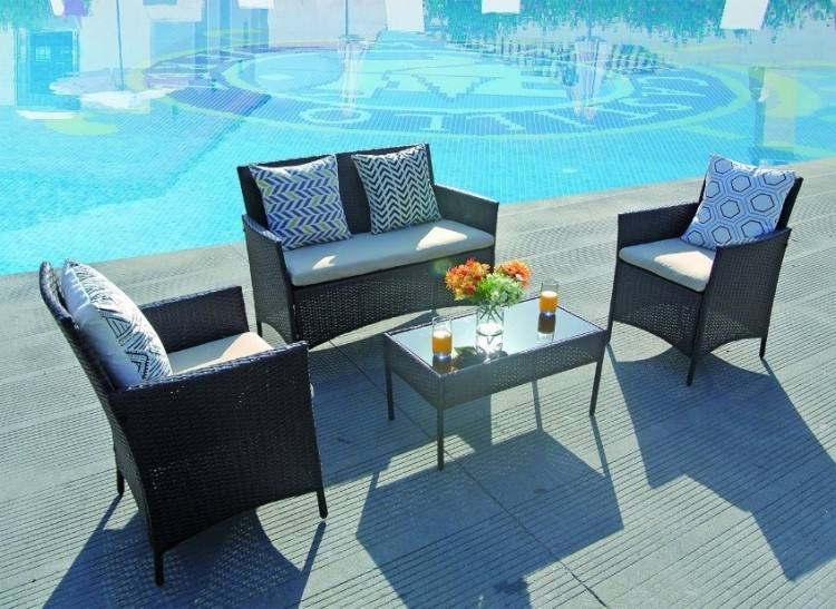 Patio, Patio Table And Chairs Clearance Patio Furniture Lowes Rattan Furniture  Set Of Brown Chair