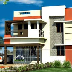Luxury Tamilnadu House Design Picture