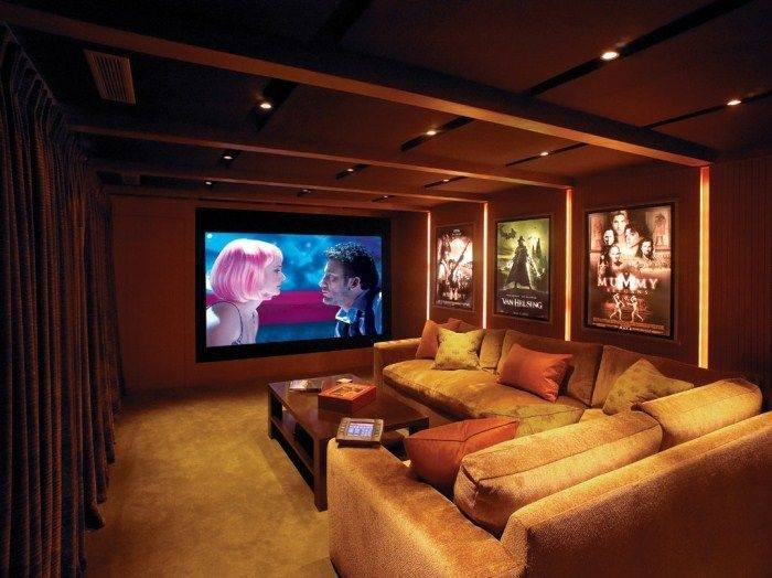 Other Entertainment Room Design Ideas
