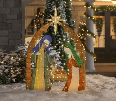 magnificient christmas nativity set outdoor n8786810