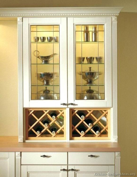 Furniture Ravishing Wine Rack Front Ideas Feature Round In Kitchen Designs