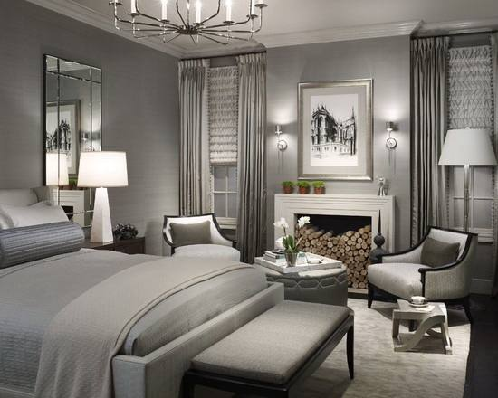 Modern Rooms Ideas Cute Bedroom Decorating White Decor