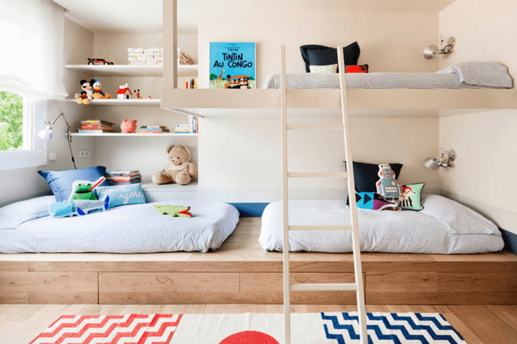 Have no fear, because these 15 toddler boy room