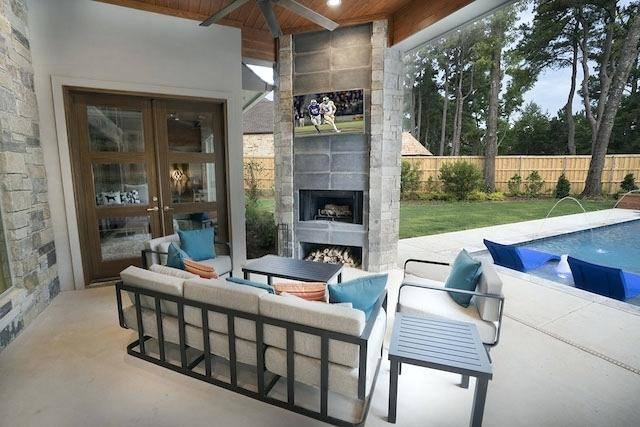 SaveEnlarge · 8  Incredible Outdoor Living Spaces