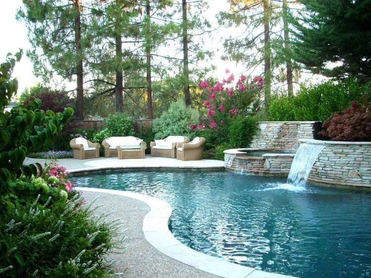 25 Fabulous Small Backyard Designs with Swimming Pool Micoley's picks for  #DIYoutdoorprojects www