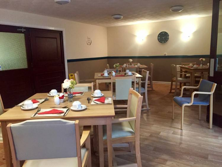 Care Homes, Dining room Care Homes, Dining room