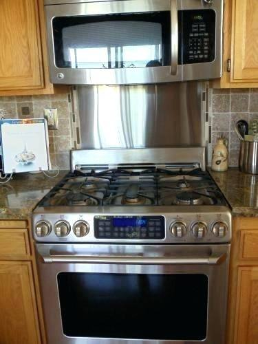 behind the stove decor charming decoration stainless steel behind stove  behind the stove decor charming decoration
