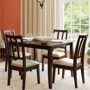 Lindos Dining Table & 6 Lucy Chairs