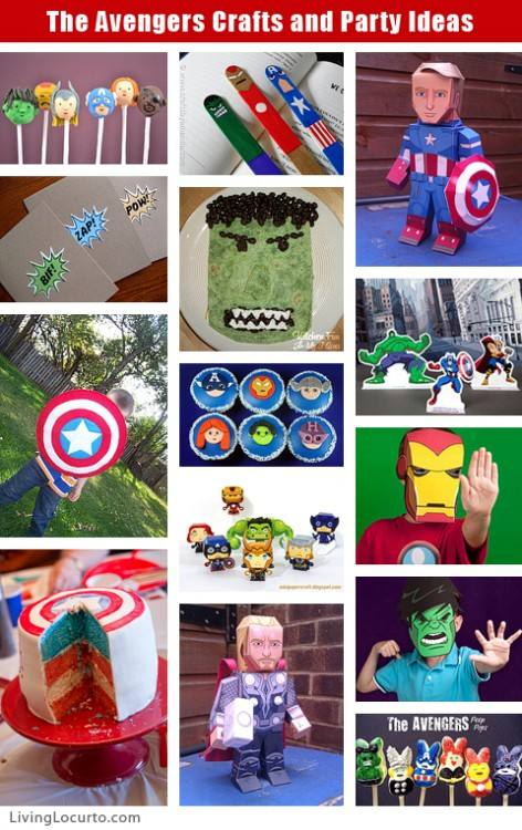 avengers themed party theme decoration ideas in birthday games