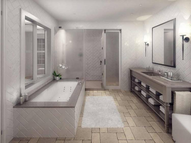 Full Size of Small Bathroom Floor Tile Ideas 2017 With Tub 2015 Best Modern  Designs And