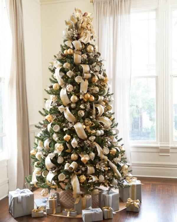 com · Blue and Silver Christmas Trees   Stay At Home Mum