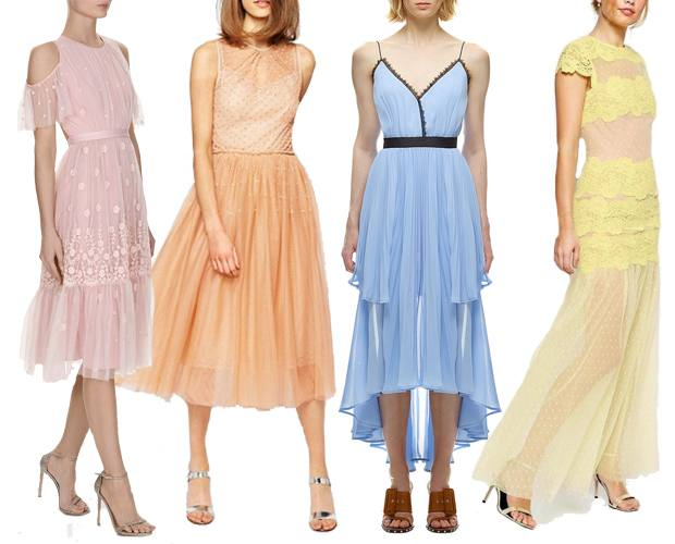 Formal Dresses For Weddings Wedding Guests Summer Guest