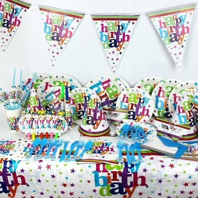 Such a cute Carnival Birthday cake! See more party ideas at CatchMyParty