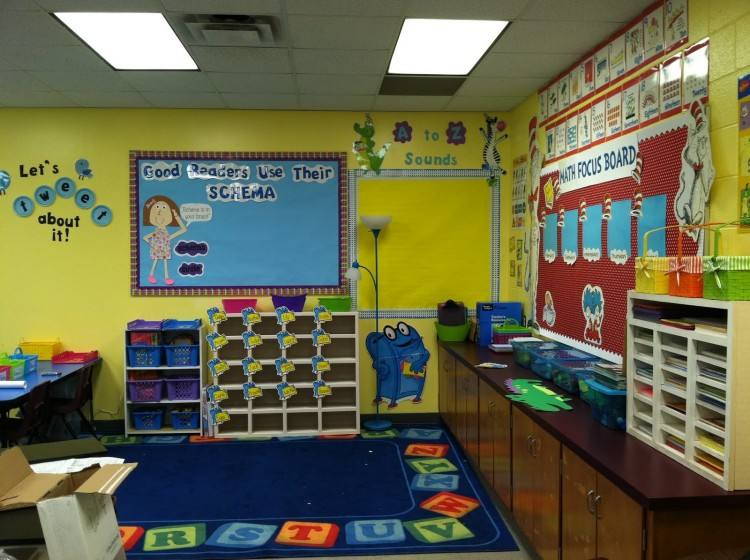 daycare classroom decorations