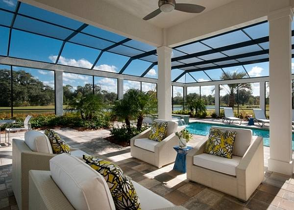 enclosed swimming pools great private swimming pool decoration in study  room view in indoor swimming pool