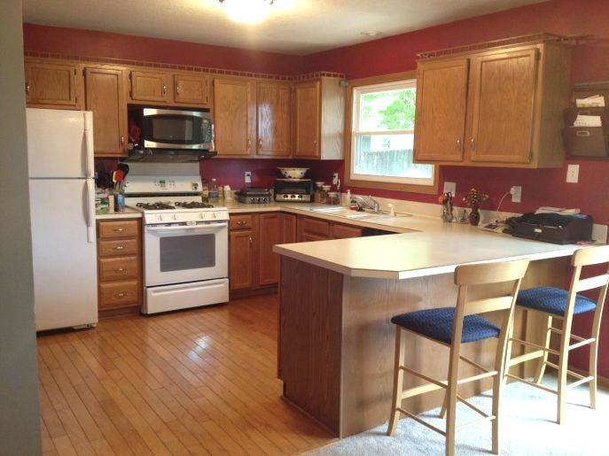 kitchen paint colors with light oak cabinets kitchen paint ideas with wood  cabinets what paint color