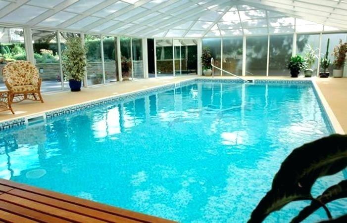 Swimming Pool Personable Enclosed Indoor Designs