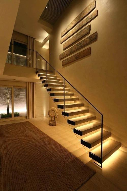 Stair Ideas For Home Staircase Design Railing Stylish Basement Stairs