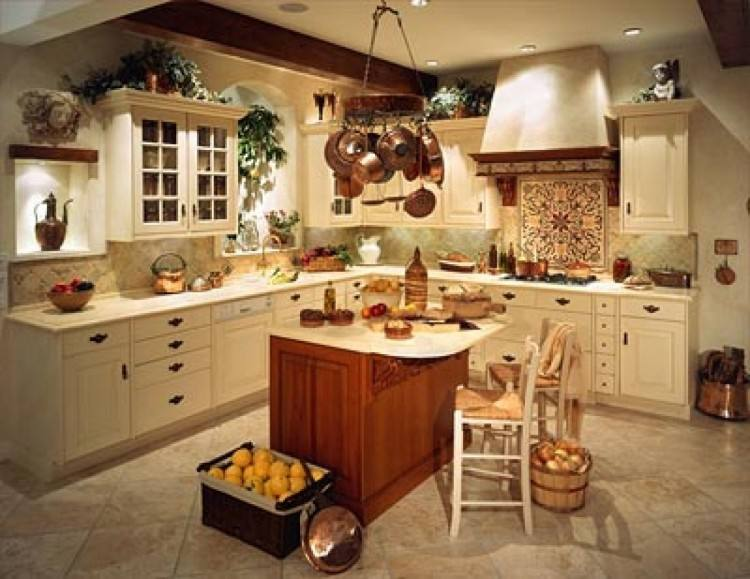 ideas for kitchen decorating home