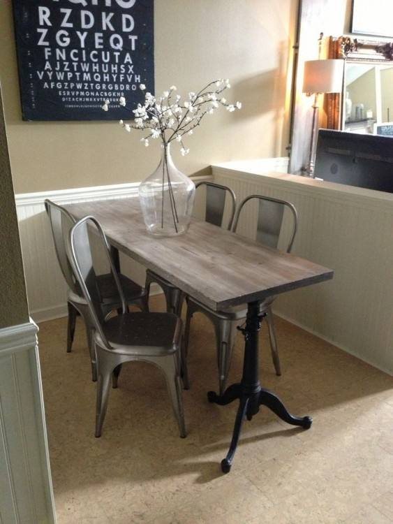 Full Size of Small Black Dining Room Table Narrow Ikea With Bench Long  Skinny And Kitchen