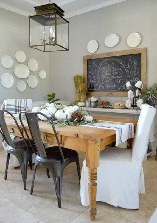 The Martha Stewart Living Bergen dining collection created for Macy's  features an expandable table to fit 4 or 6 chairs, upholstered side and  armchairs,