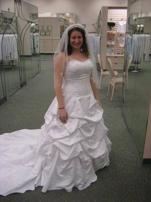 My Dress of the Week? The first piece
