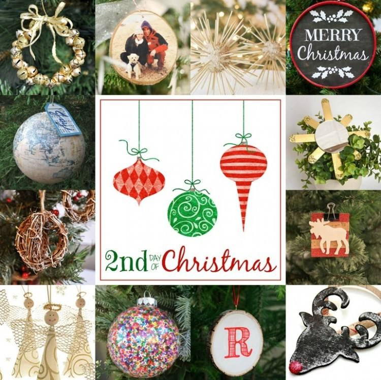 christmas ornaments, Best Christmas Trees Images On Pinterest Beautiful Days  Of Decorations Ideas Tree Baskets