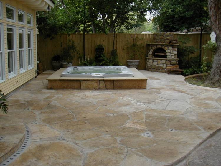 How to Design a Beautiful Pool and Outdoor Living Area best outdoor  patio pavers black and