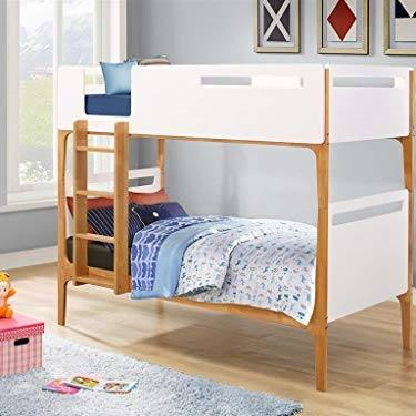 Largest Bunk Beds collection: This Willoughby Black Twin Loft Bed Unit will  surely bring charming design and functionality to your child's bedroom