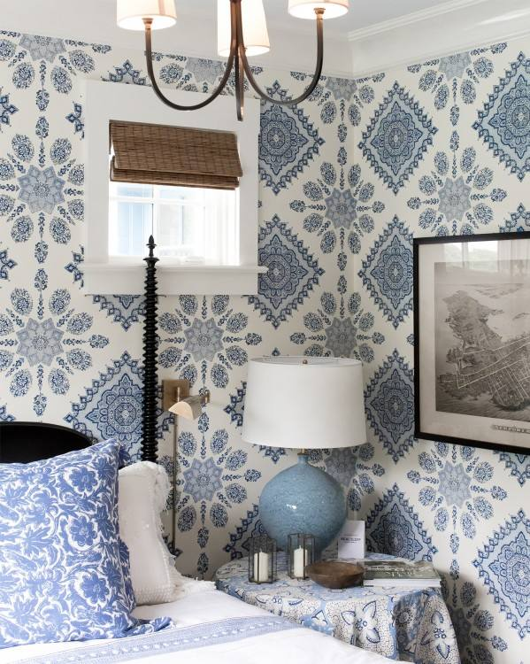 Blue and White Motif Ideas
