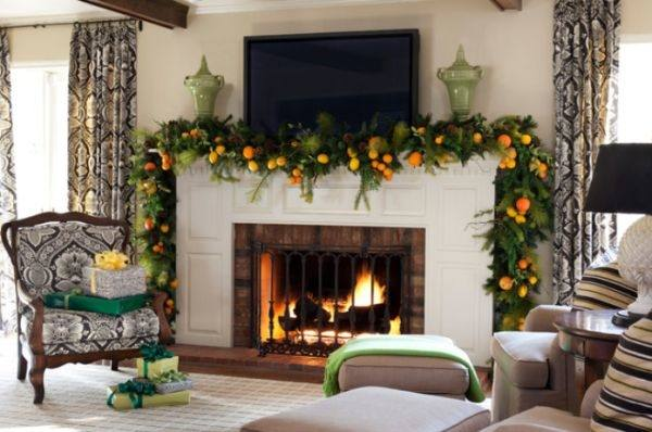 decorating mantel  ideas