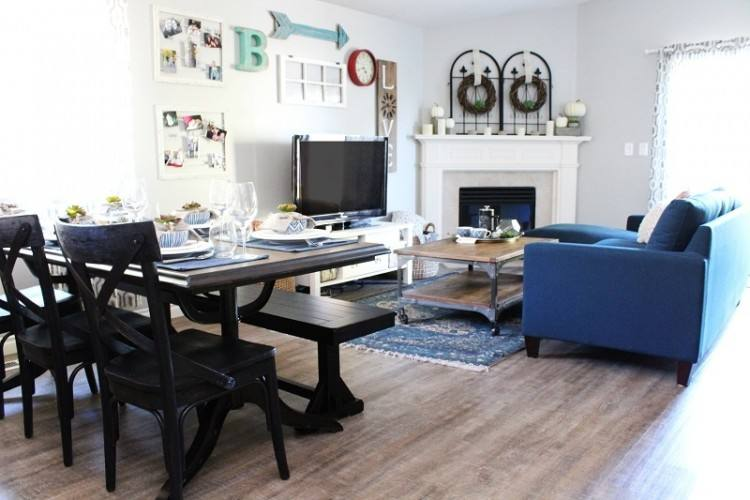 How To Arrange Furniture In a Long Narrow Living Room?