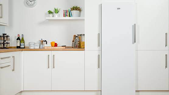Boxing in your fridge freezer is a popular way of integrating it with the  design of your kitchen