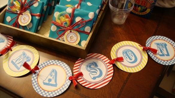 Curious Birthday Party Ideas  Decorations For