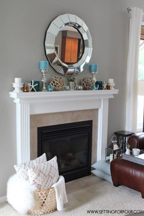 decorating ideas for fireplace mantels and walls decorating ideas fireplace  mantels walls mantel decorating ideas fireplace