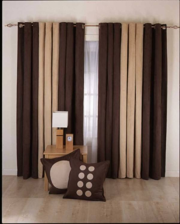Curtains can really make a big difference in your living room