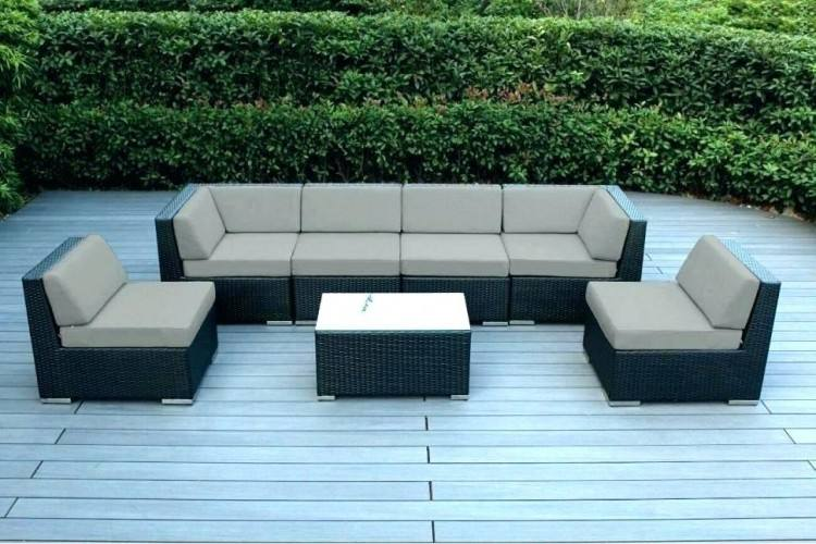 Enjoy the fresh air with seating sets from our exclusive  line of modern