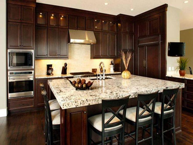 kitchen colors with brown cabinets kitchen colors for dark cabinets kitchen  colors for dark cabinets large