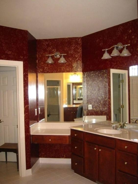 orange bathroom decor decorating ideas set fresh or and brown burnt d
