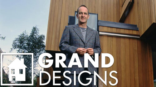 In the first episode of a special series of Grand Designs, Kevin McCloud  visits five spectacular country homes that are in the running for the  coveted Royal
