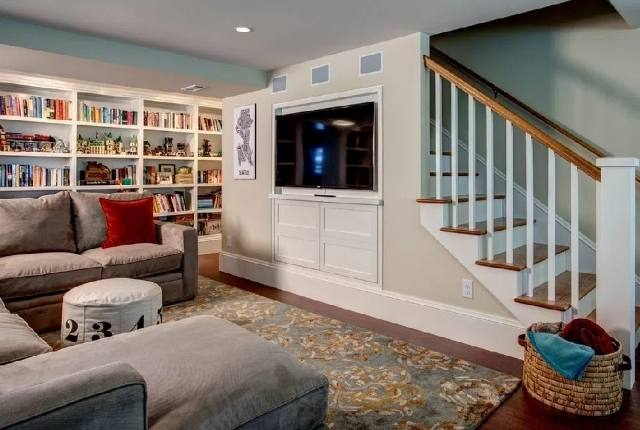 man cave area rugs finished basements basement contemporary with rec room  vacuum cleaners shag rug man