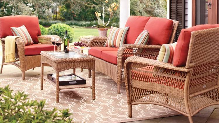 martha stewart living outdoor patio furniture