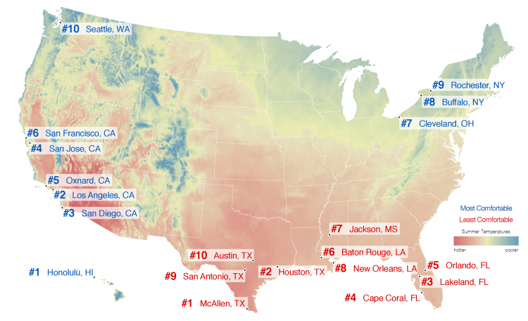 The 16 Best Places to Live in the U